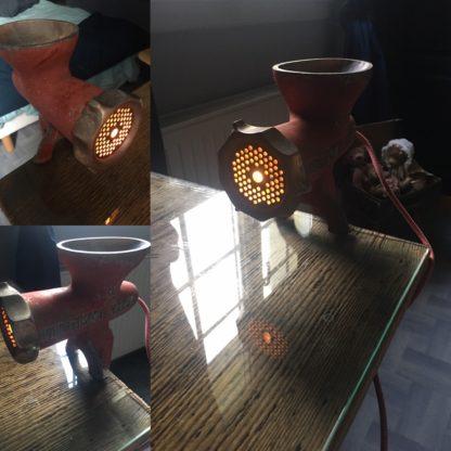 Lampe Hachoir